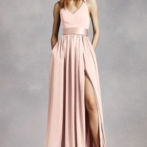 WHITE BY VERA WANG (never been worn)
